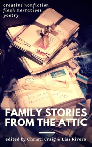 Family stories from the attic cover