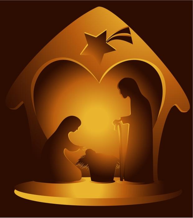 nativitysilhouette