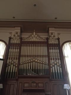 organ at VCFA